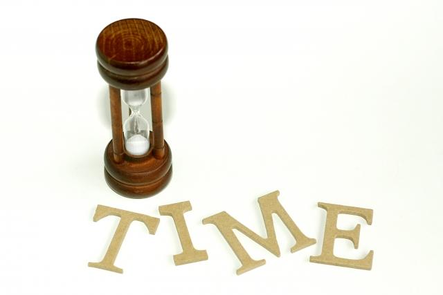 勉強の効率をあげるための集中力のつけ方-時間を決める
