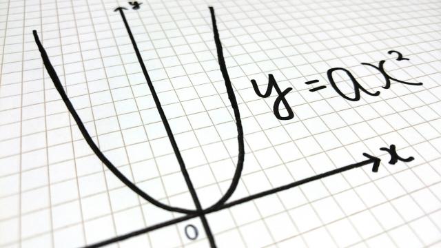 数学の点数を上げる-関数の式