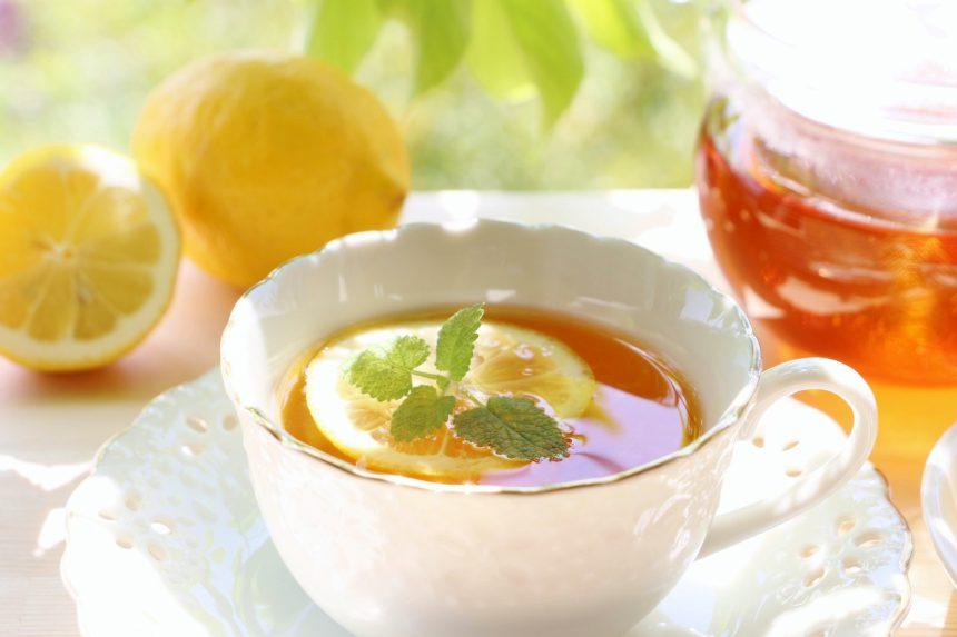 紅茶マジック(自由研究)