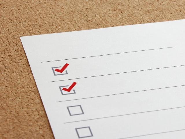 部活動と勉強を両立するコツ―リストー