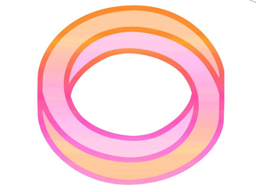 メビウスの輪 自由研究