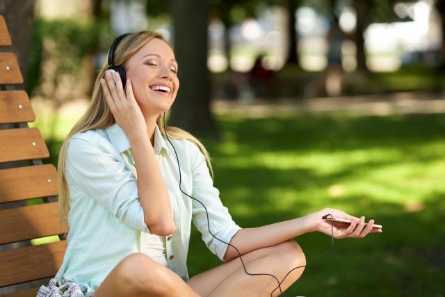 勉強で疲れたときのリフレッシュ方法-音楽を聞く-