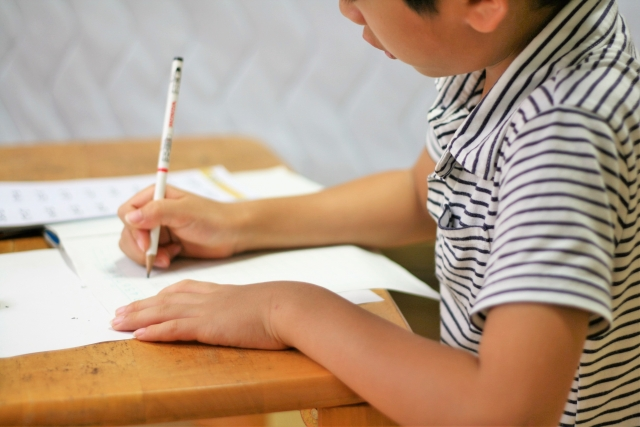 塾や家庭教師をする前に自分でできること-宿題-