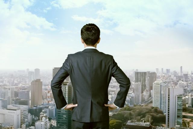 経営者に向いている人・向いていない人-人に任せる-