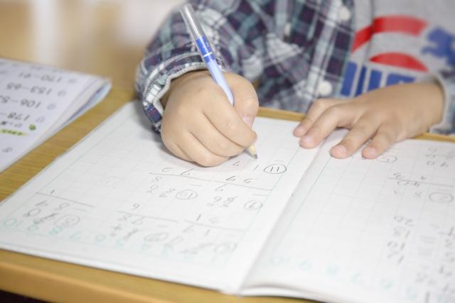 成績が上がる子の特徴-忍耐-