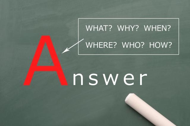 塾講師が教える、学校では習わない勉強法4選-解答同時-