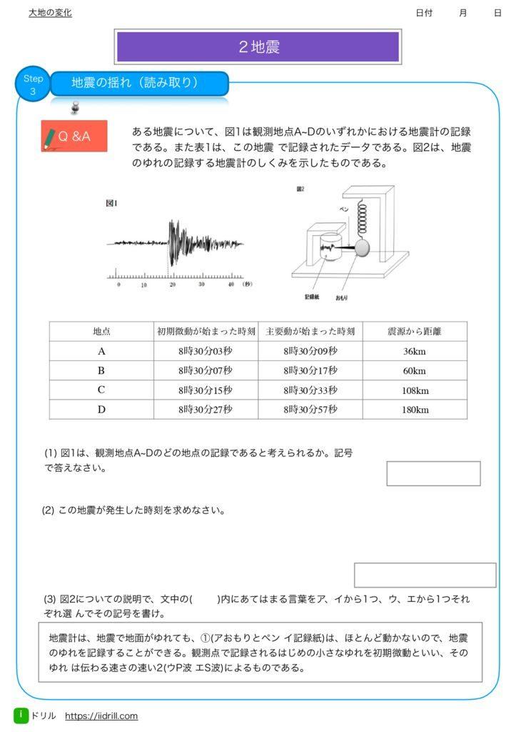 中1理科ワークシートm-55のサムネイル