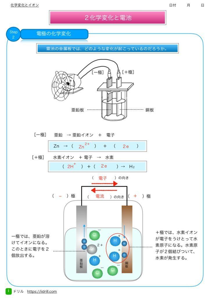 中3理科ワークシートk-44のサムネイル