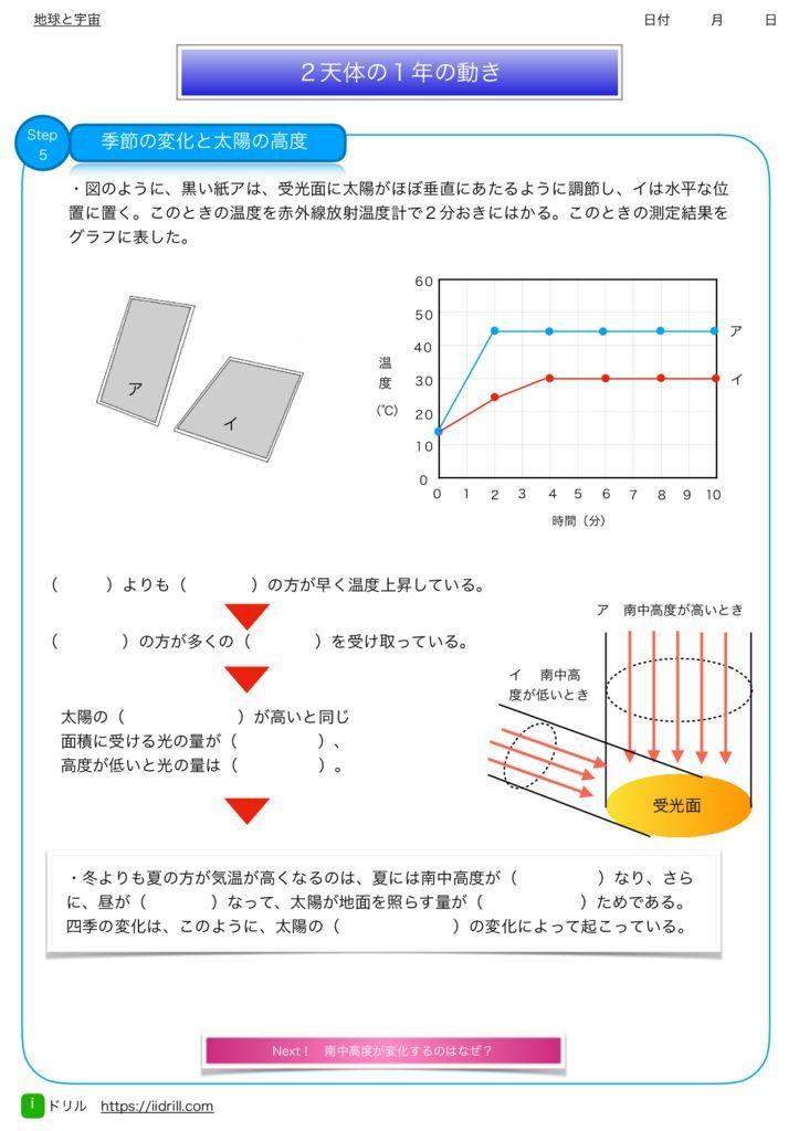 中3理科ワークシートm-60のサムネイル