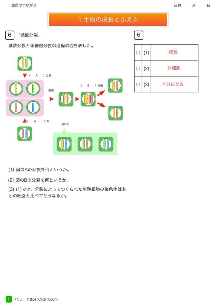 中3理科基本問題集k-20のサムネイル