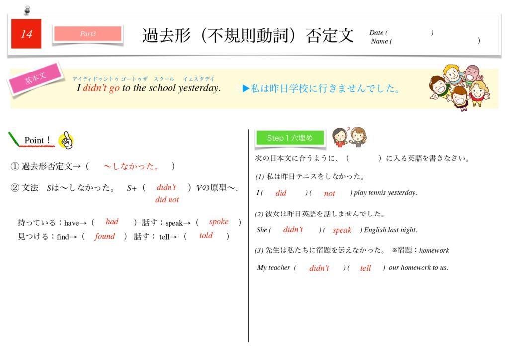 小学生から使える英語問題集中1k-104のサムネイル