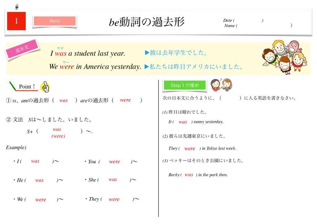 小学生から使える英語問題集中2k-1-7のサムネイル