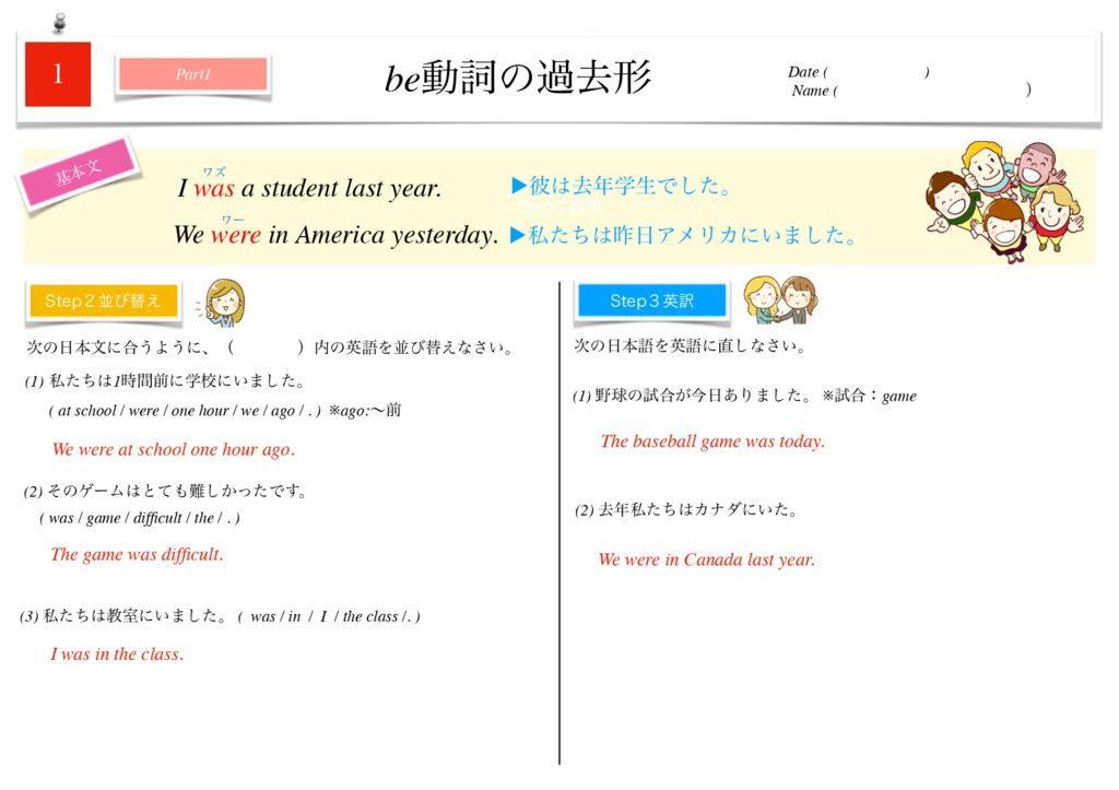 小学生から使える英語問題集中2k-2のサムネイル