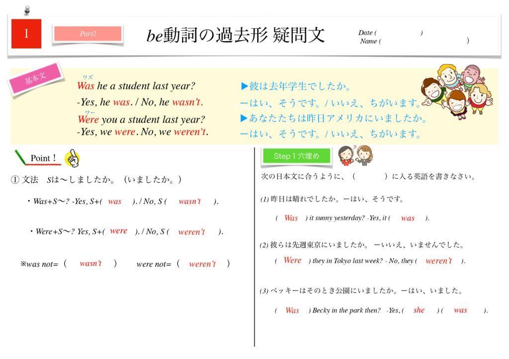 小学生から使える英語問題集中2k-3のサムネイル