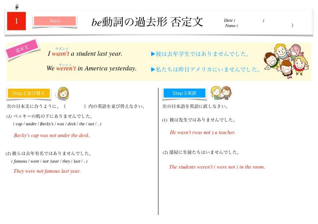 小学生から使える英語問題集中2k-6のサムネイル