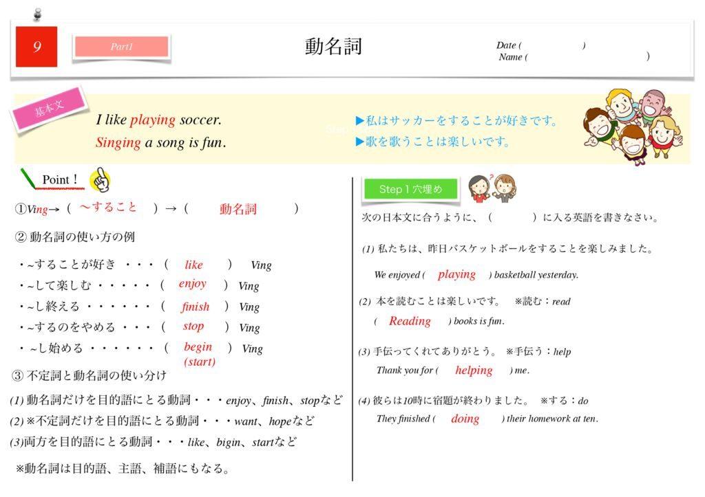 小学生から使える英語問題集中2k-61-63のサムネイル