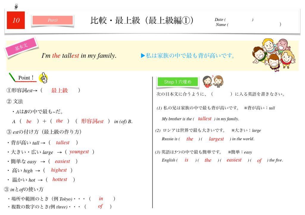 小学生から使える英語問題集中2k-68のサムネイル