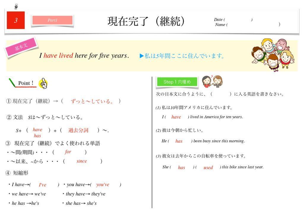 小学生から使える英語問題集中3k-11のサムネイル