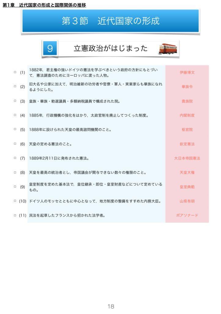 日本史A一問一答k-18のサムネイル