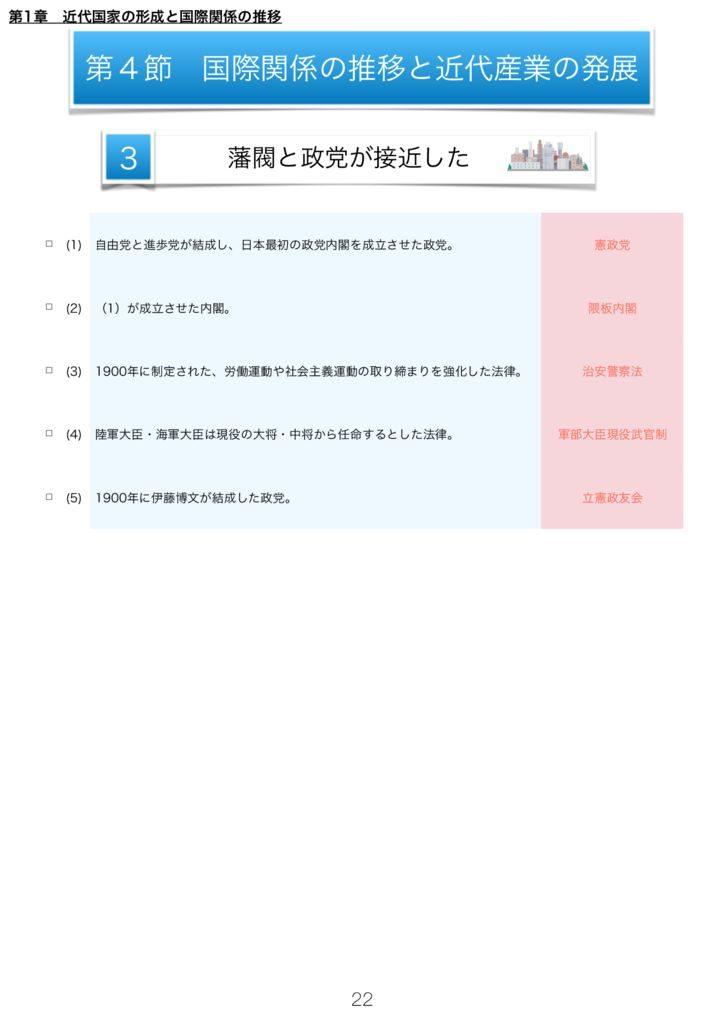 日本史A一問一答k-22のサムネイル