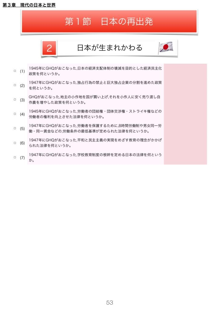 日本史A一問一答m-53のサムネイル
