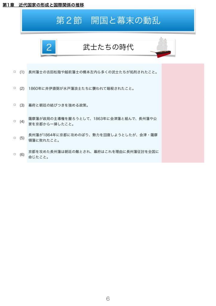 日本史A一問一答m-6のサムネイル