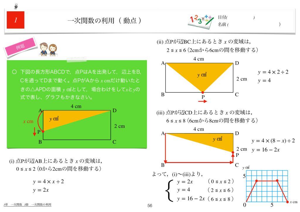 世界一わかりすい中2数学3章k-56のサムネイル