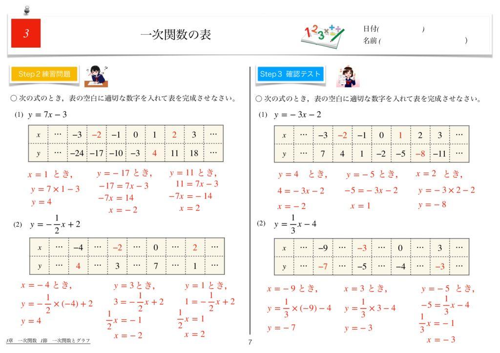 世界一わかりすい中2数学3章k-7のサムネイル