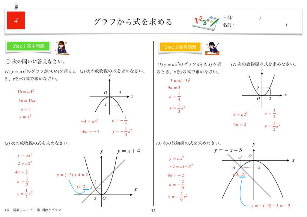 小学生から使える数学問題集中3k4章-11のサムネイル
