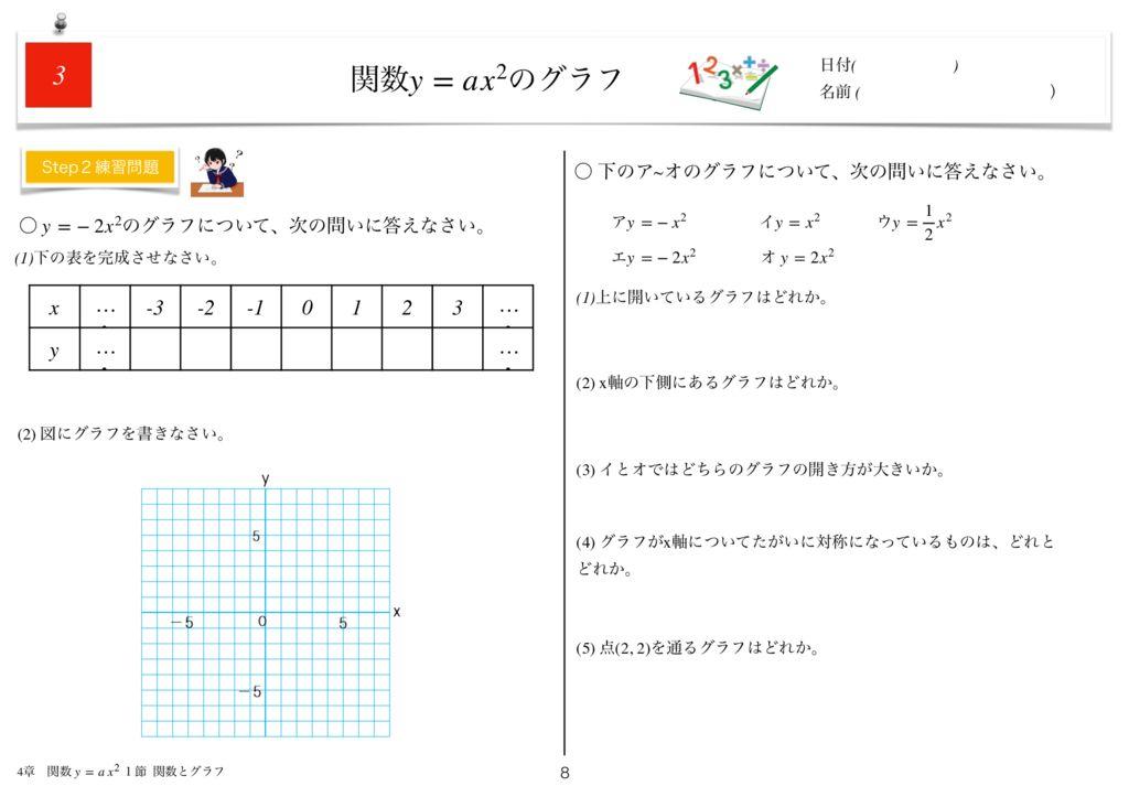 小学生から使える数学問題集中3m4章-8のサムネイル