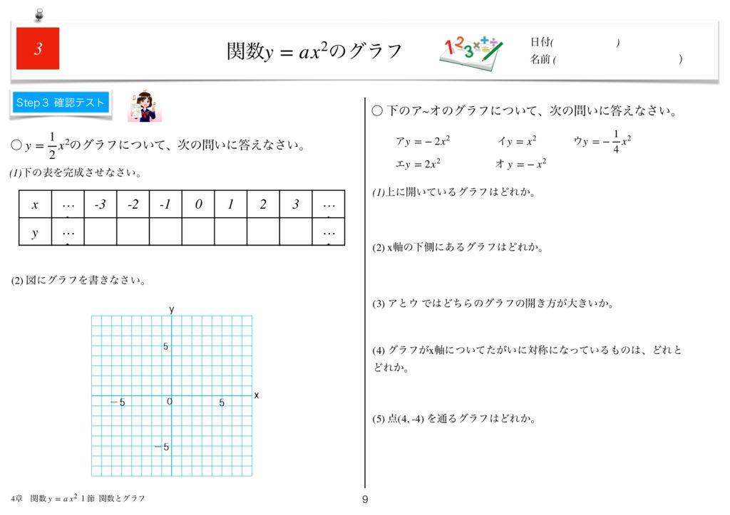 小学生から使える数学問題集中3m4章-9のサムネイル