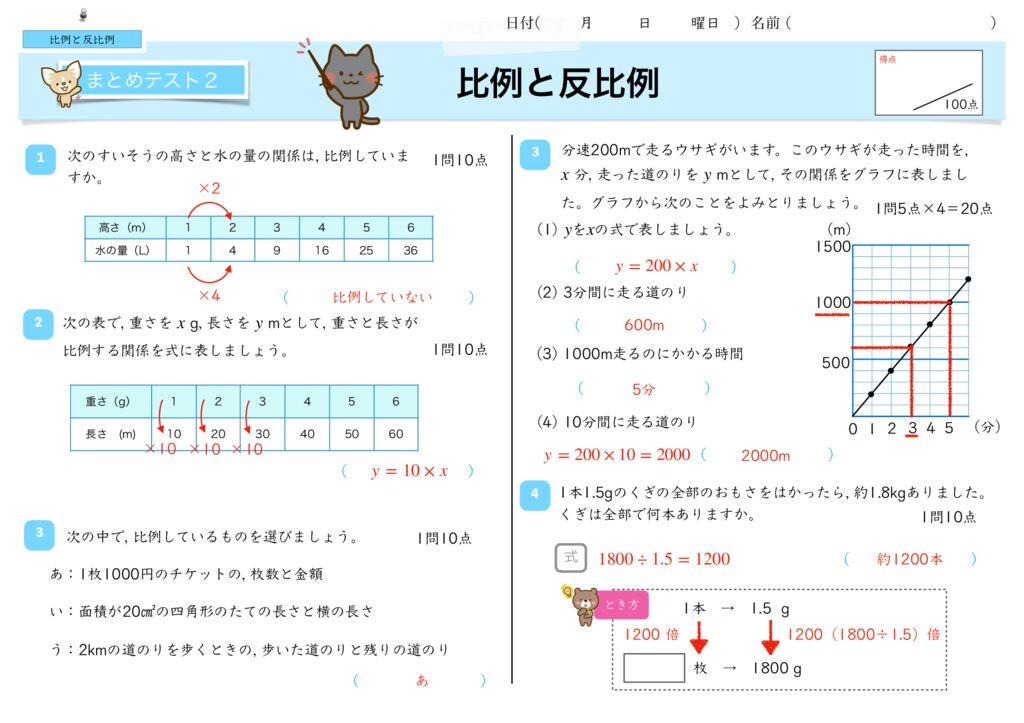 8比例・反比例k-14-15のサムネイル