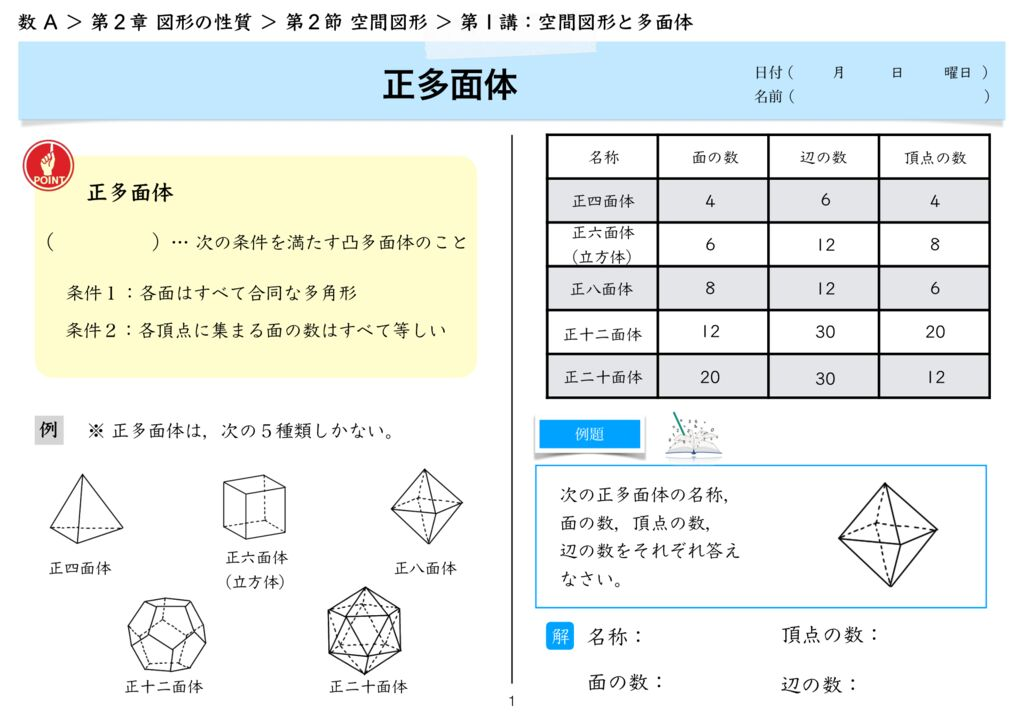 高数A 2−2 第1講m-1のサムネイル