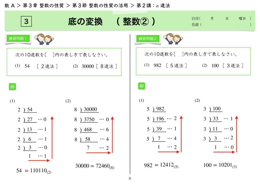 高数A 3−3 第2講k-6のサムネイル