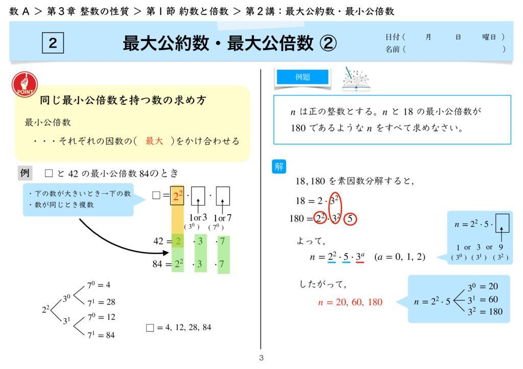 高数A 3-1 第2講k-3のサムネイル
