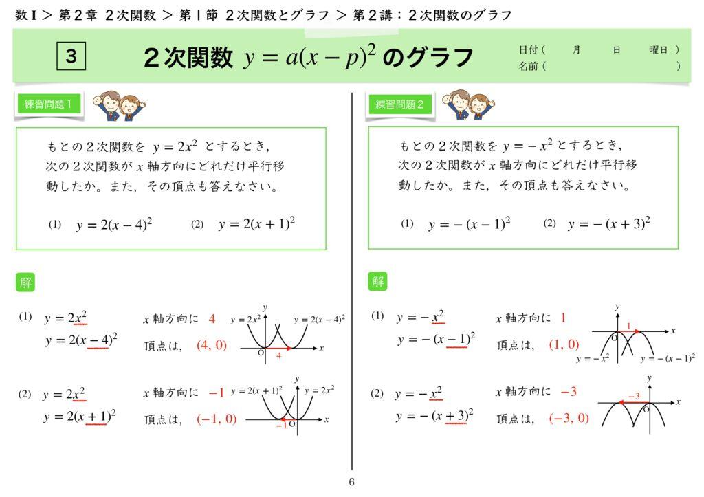 高数I 2−1 第2講k-6のサムネイル