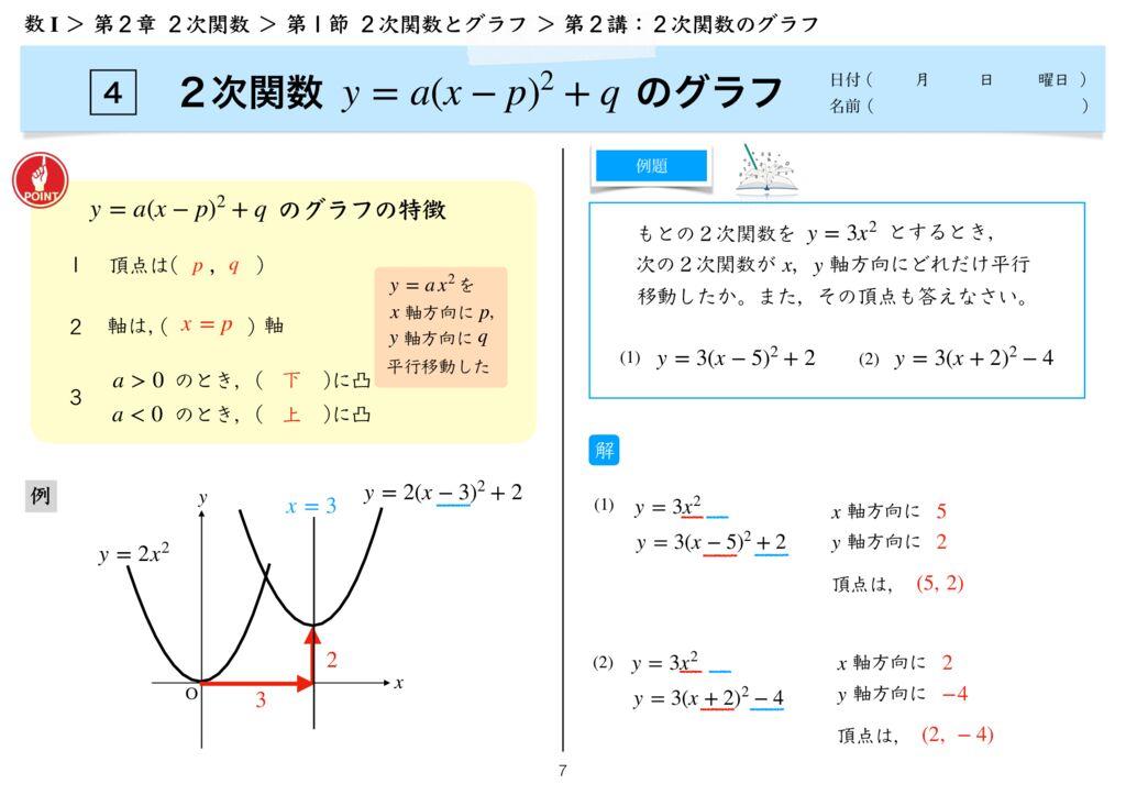 高数I 2−1 第2講k-7のサムネイル