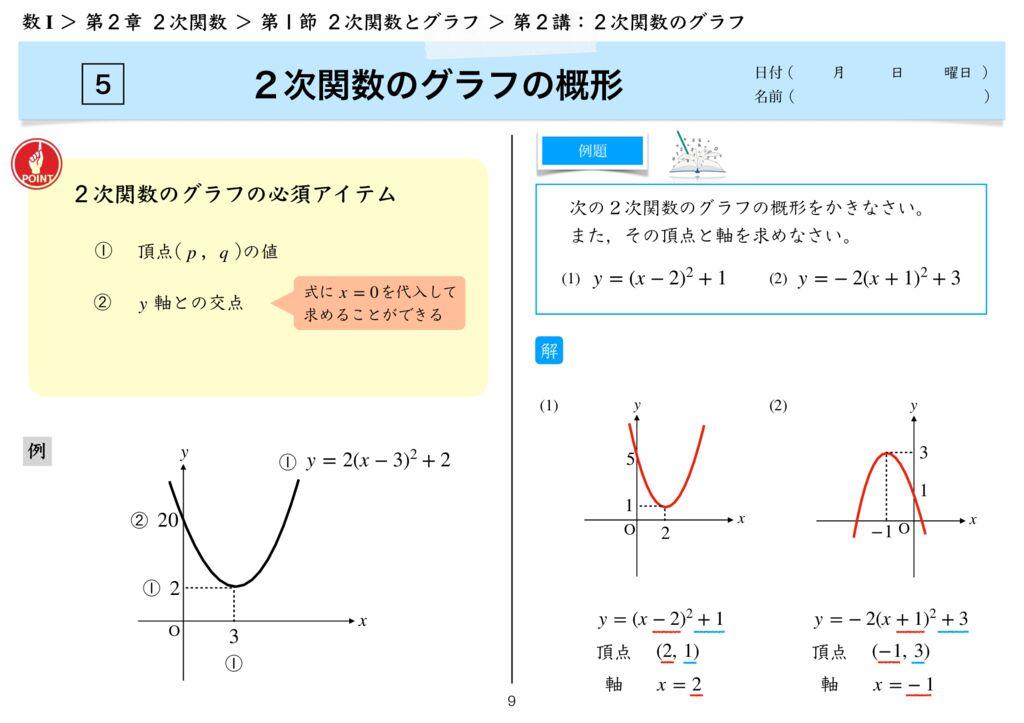 高数I 2−1 第2講k-9のサムネイル