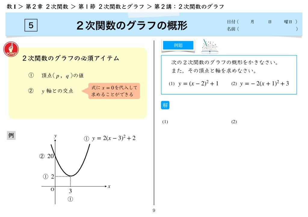 高数I 2−1 第2講m-9のサムネイル