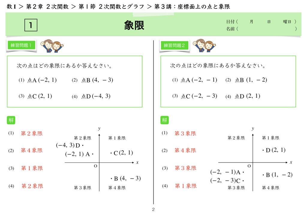 高数I 2-1 第3講k-2のサムネイル