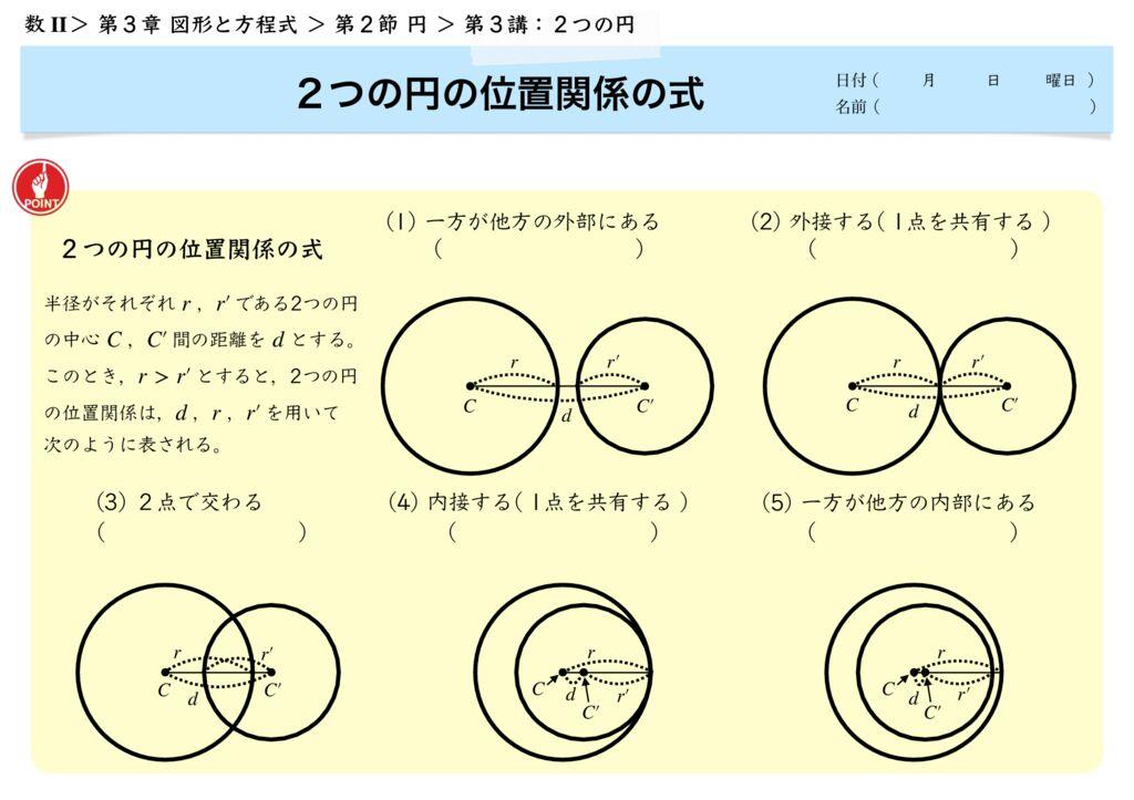 高数Ⅱ 3-2 第3講m-3のサムネイル