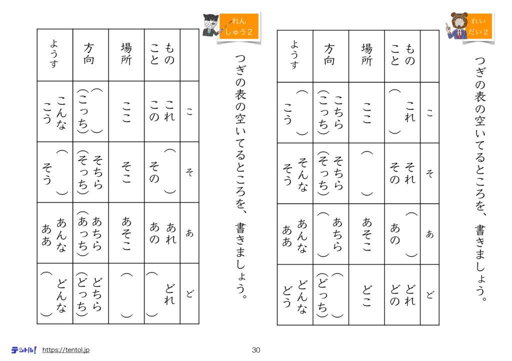 小3国語まとめm-30のサムネイル