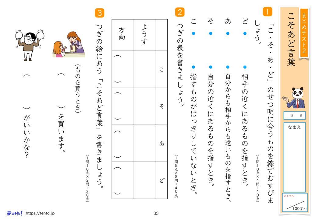 小3国語まとめm-33のサムネイル